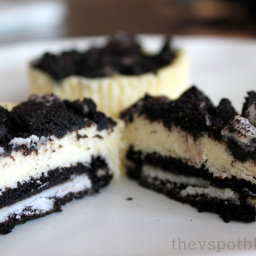 Easy Dessert Recipe: Oreo Cheesecake Bites