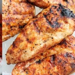 Easy Dry Rub for Chicken