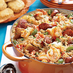 Easy Slow-Cooker Jambalaya