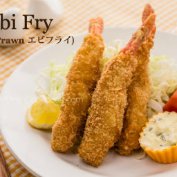 Ebi Fry (Fried Shrimp)