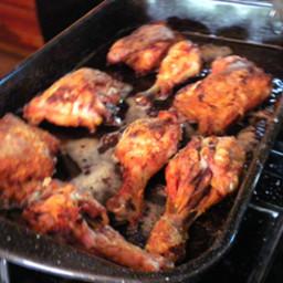 eezy-peezy Oven Fried Chicken