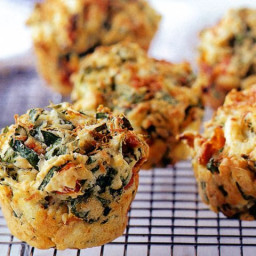 Egg and Feta Muffins