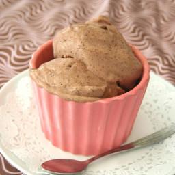 Egg-Free Chocolate Ice Cream – Low Carb, Gluten Free