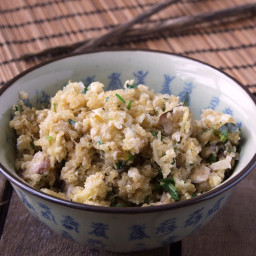 Egg Fried Quinoa