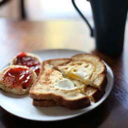 Egg-in-a-Hole: A Classic Breakfast Idea