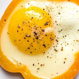 Egg in a Pepper