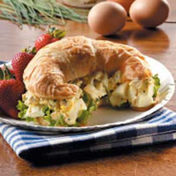 Egg Salad and Bacon Sandwich Recipe