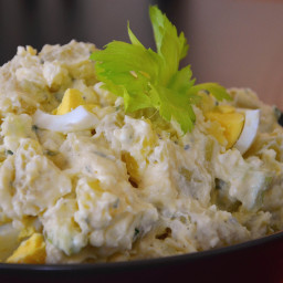 Egg Salad Potato Salad