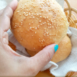 Eggless Burger Buns recipe, Foolproof Recipe any one can make