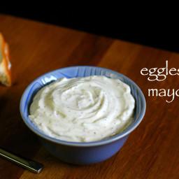 eggless mayonnaise recipe   veg mayonnaise recipe   eggless mayo recipe