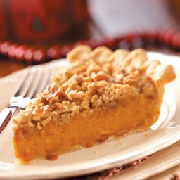 Eggnog Sweet Potato Pie Recipe