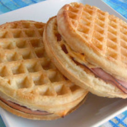 Eggo Breakfast Sandwiches