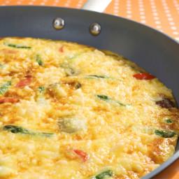Eggs Florentine a la Cumin