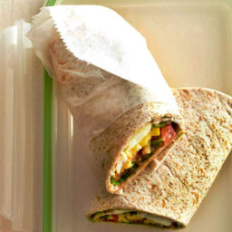 Egg Salad Wraps