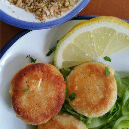 Egyptian Style Feta Cheese Balls