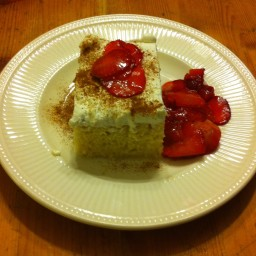 Elaine & Betty's Tres Leches Cake