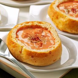 Elegant Seafood Bisque