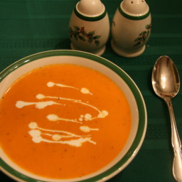 Elephant's Deli Tomato Orange Soup