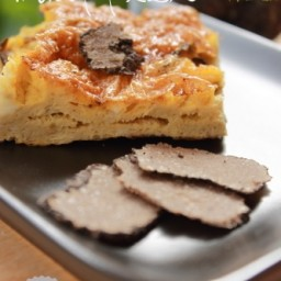 Frittata with Truffles