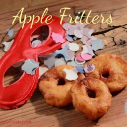 Apple Fritters Piemonte Recipe