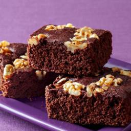 Ellie Krieger's Double-Chocolate Brownies
