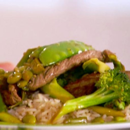 Emerald Stir-Fry with Beef