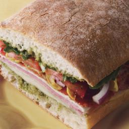 End-of-the-Week Deli Sandwich