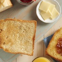 English Muffin Bread for the Bread Machine