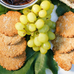 English Oat Crackers