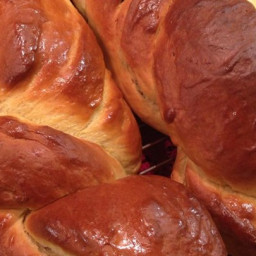 English Saffron Bread