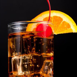 Enjoy the Simple Side of Life with a Roy Rogers 'Mocktail'