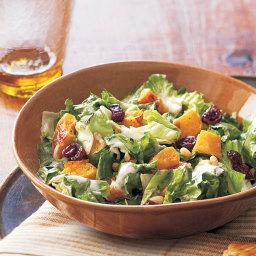 Escarole & Butternut Squash Salad