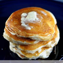 Essential Buttermilk Pancake Recipe