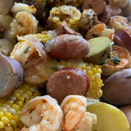 Eve & Dread's Shrimp Boil