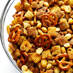 Extra-Bold Chex Mix