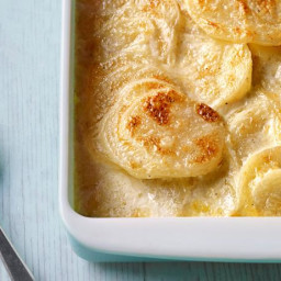 Extra-Creamy Scalloped Potatoes