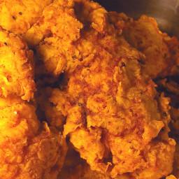 Extra Crispy Fried Chicken Fingers