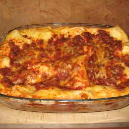 Extra-Easy Lasagna