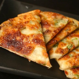 Extra-Flaky Scallion Pancakes Recipe