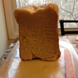 Extremely Soft White Bread (Bread Machine)