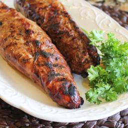 Fabulous Grilled Pork Tenderloin