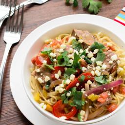 Fajita Noodle Bowl