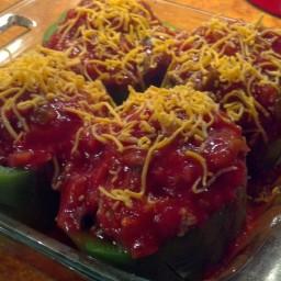 Fajita Stuffed Peppers