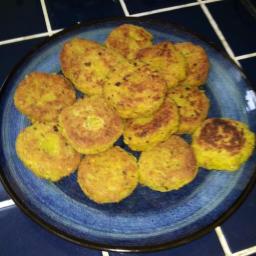 Falafel (Basic Recipe)