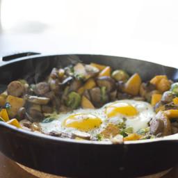 Fall Breakfast Hash