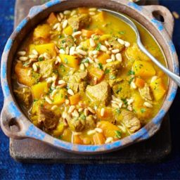 Family meals: Easy lamb tagine