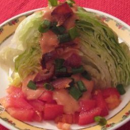 Fancy Wedge Salad