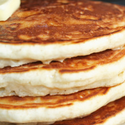 Fannie Farmer Griddlecakes
