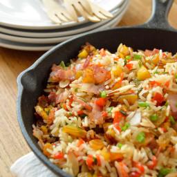 Fantasy rice #SundaySupper