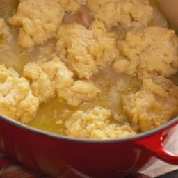 Farm-Style Chicken and Drop Dumplings